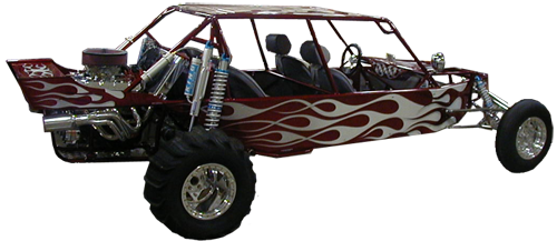 Meyers Manx and other fabrications by Playtech racing fabrication